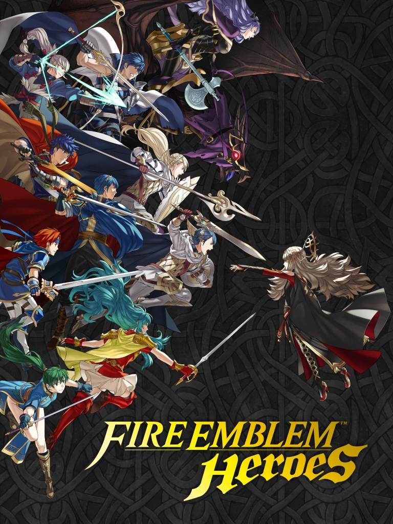 Fire Emblem Heroes Summoning Event Announced Featuring 4 Heroes