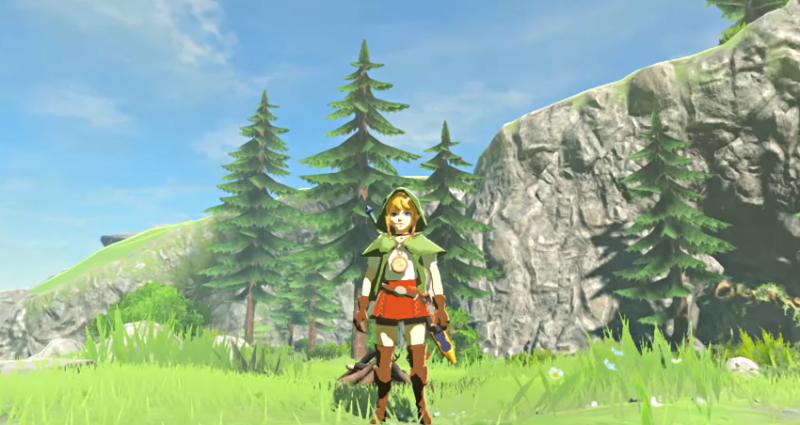 The Legend of Zelda: Breath of the Wild for Nintendo ...