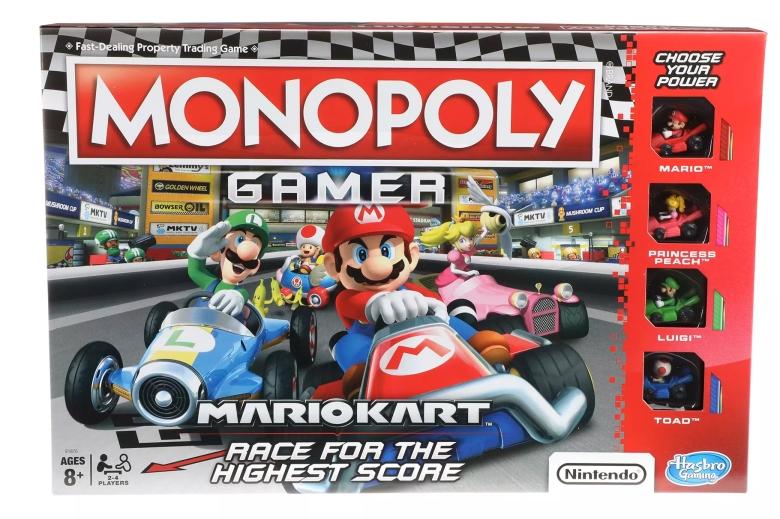 Monopoly_Gamer_Mario_Kart_board_2