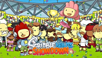 Scribblenauts Mega Pack Coming To Nintendo Switch | My