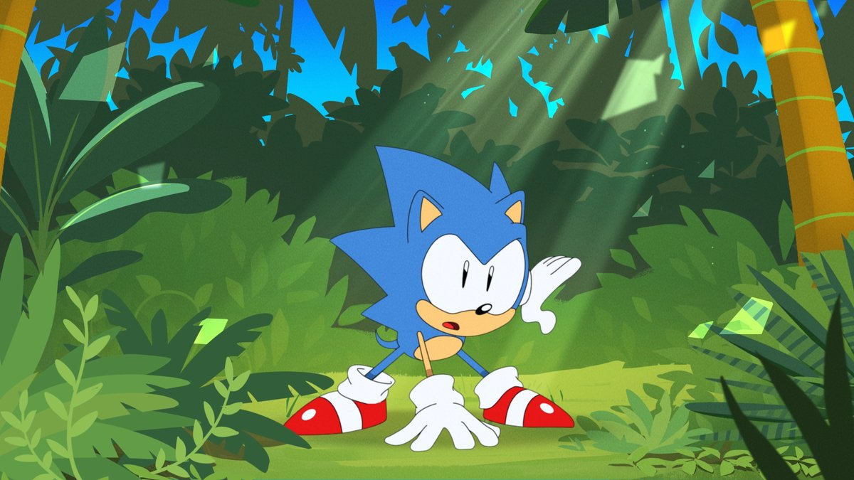 Sonic Mania Adventures Part 1 Should Be Coming Today My