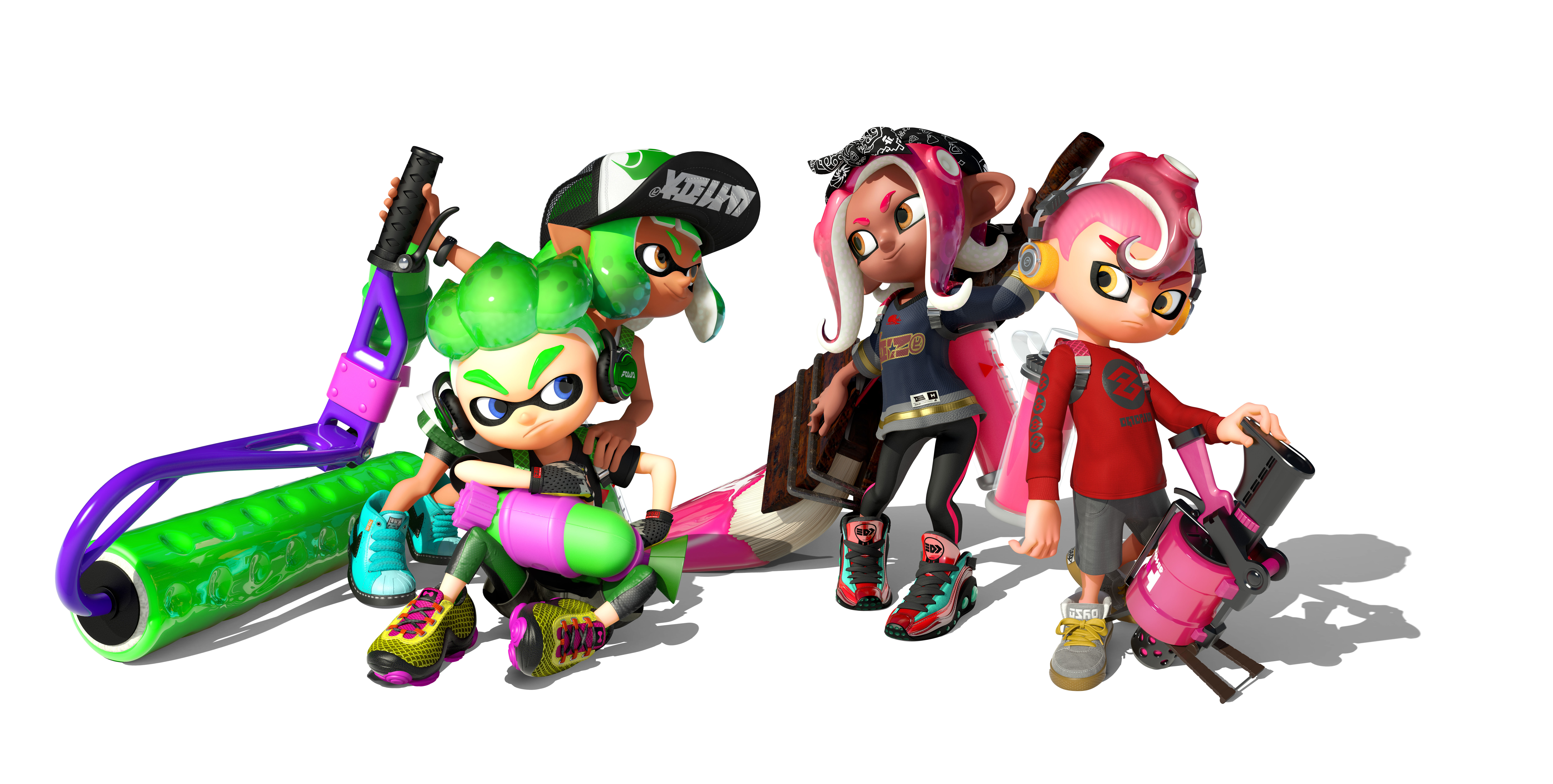 Nintendo Has Banned Some Splatoon 2 Users Who Hacked In Octolings