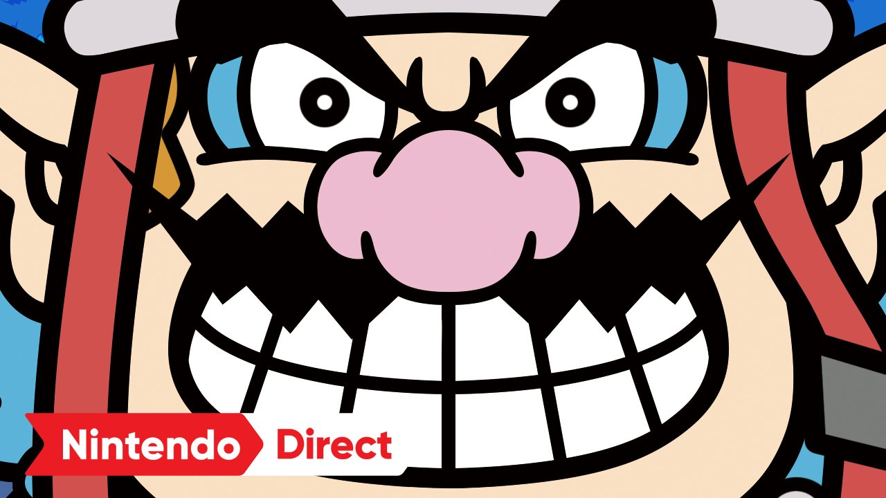 Warioware Gold Nintendo Direct