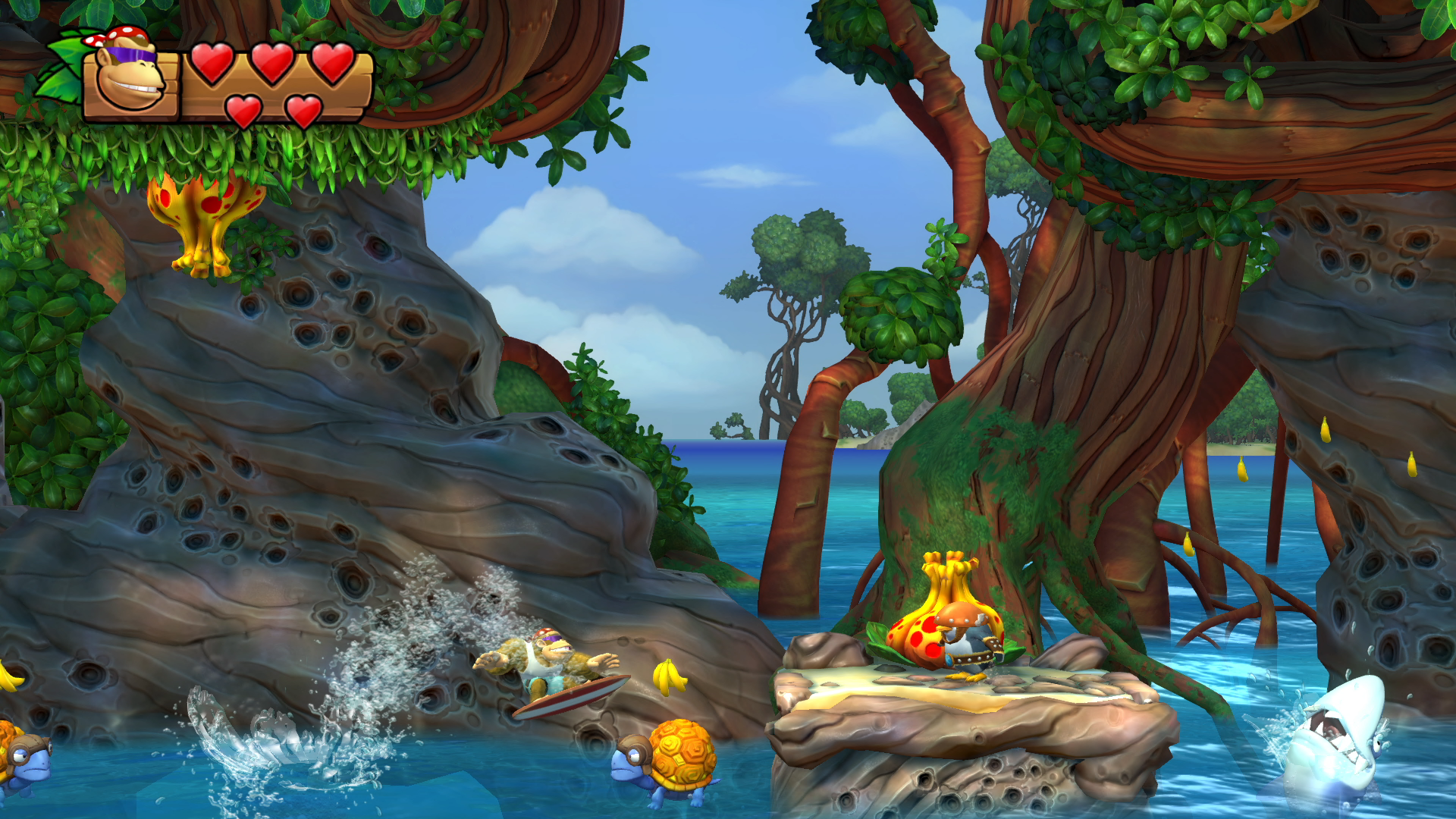 Did You Know Gaming? Takes A Look At Donkey Kong Country