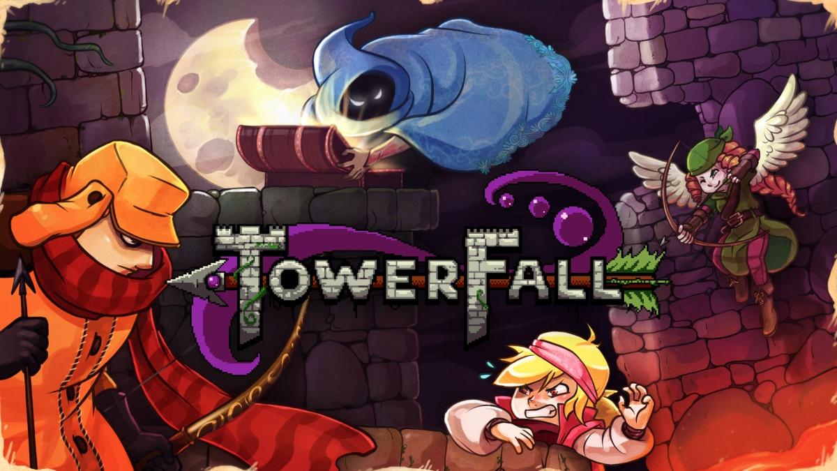 Resultado de imagen para Towerfall switch