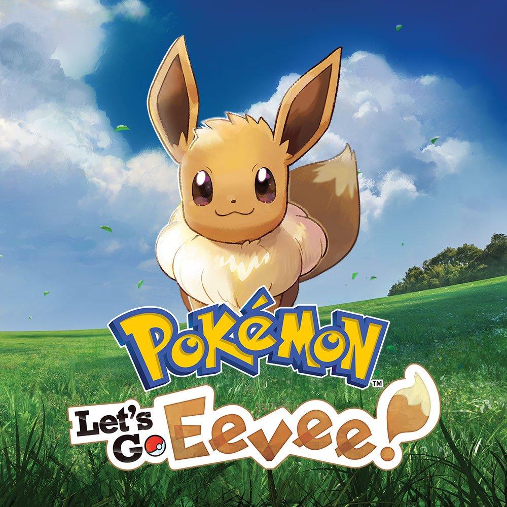Review Pokemon Let S Go Eevee For Nintendo Switch My Nintendo