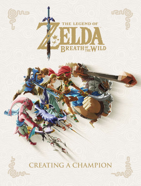 Vos derniers arrivages !  - Page 26 Zelda_breath_of_the_wild_creating_a_champion_cover