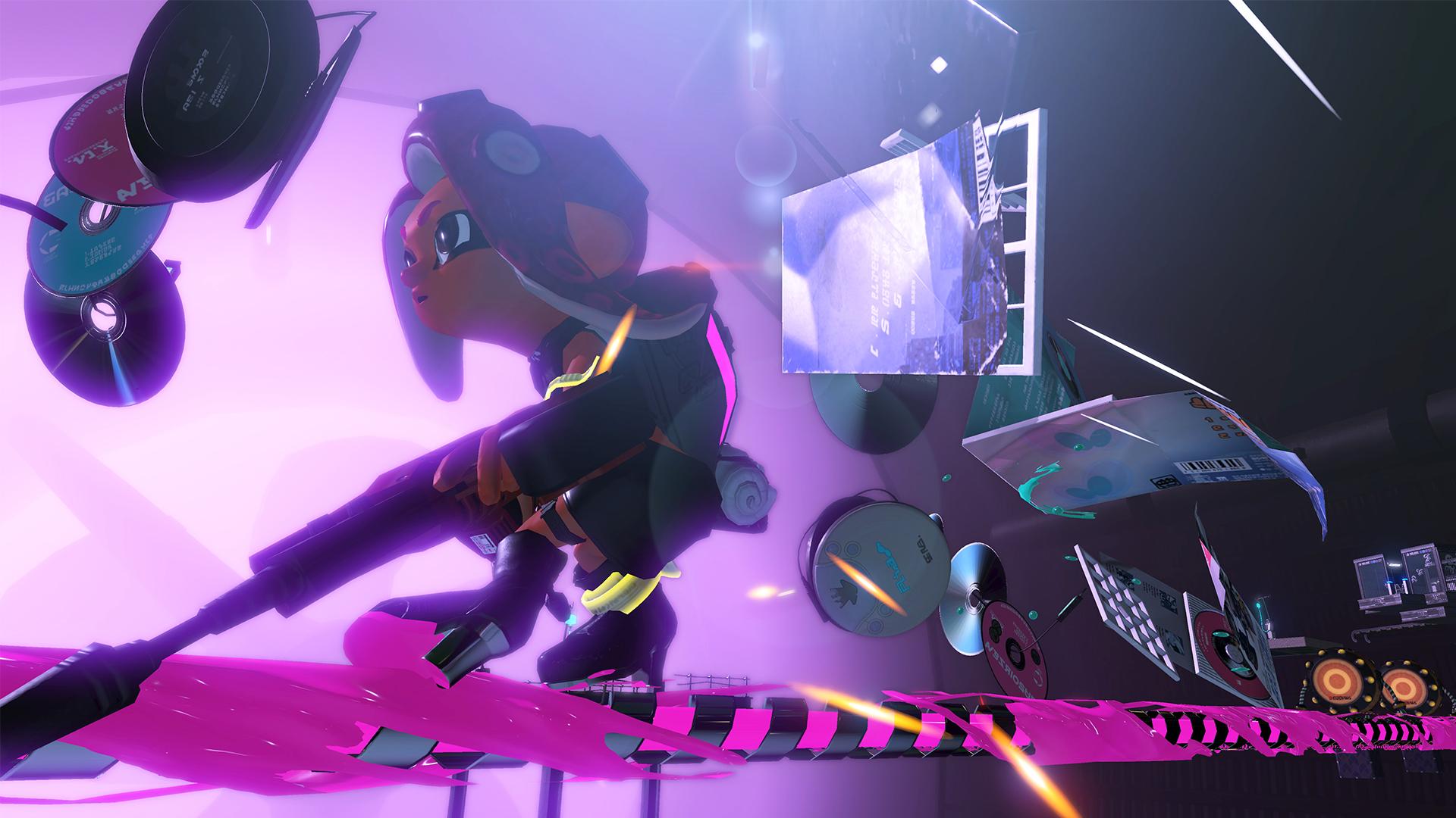 Nintendo Has No Plans For More Splatoon 2 Single Player Premium