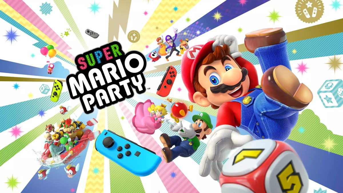 Review Super Mario Party For Nintendo Switch My Nintendo News