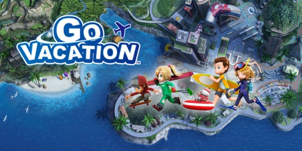 Image result for go vacation switch