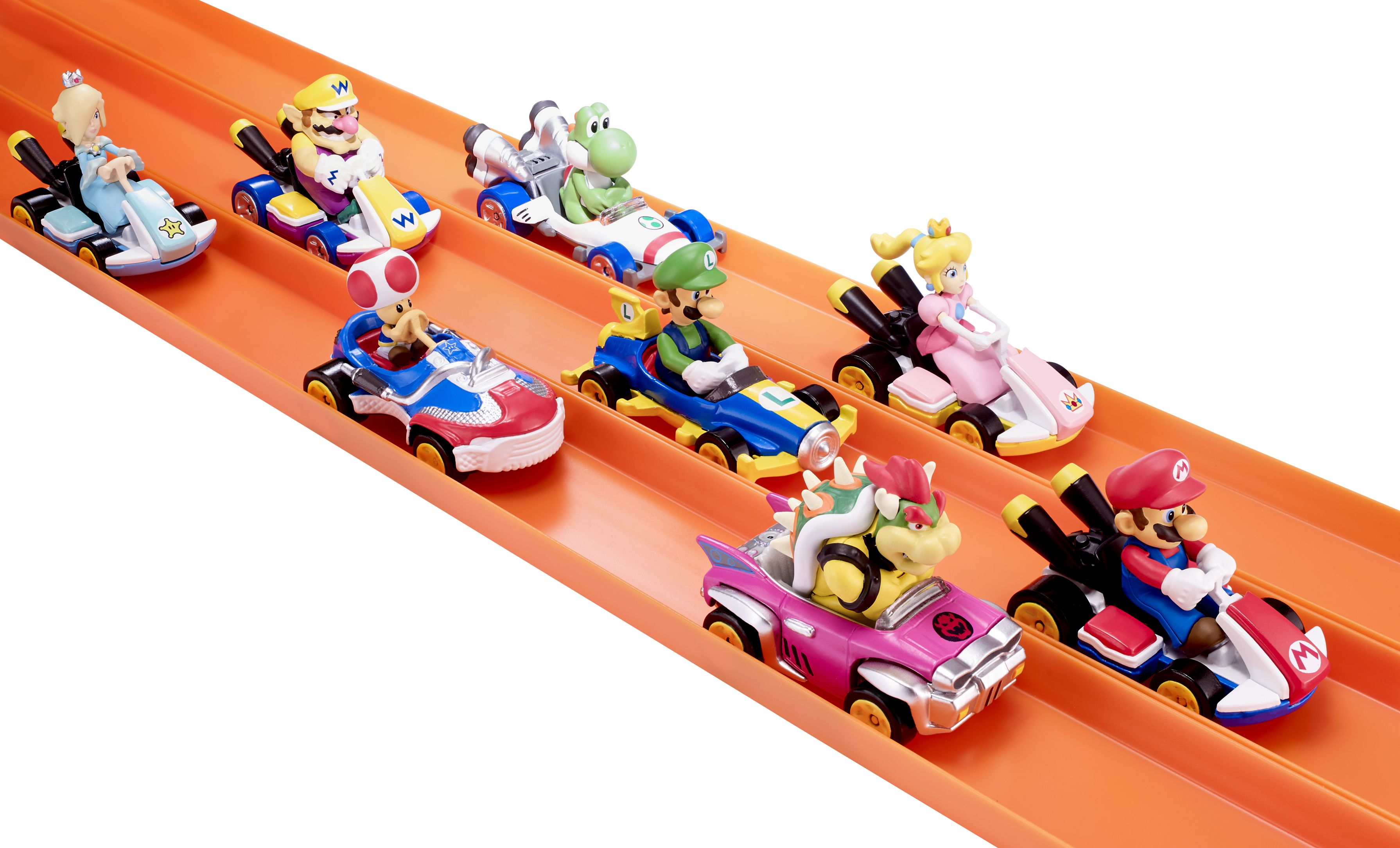 SDCC 2018: 'Mario Kart' Hot Wheels Are Now a Thing