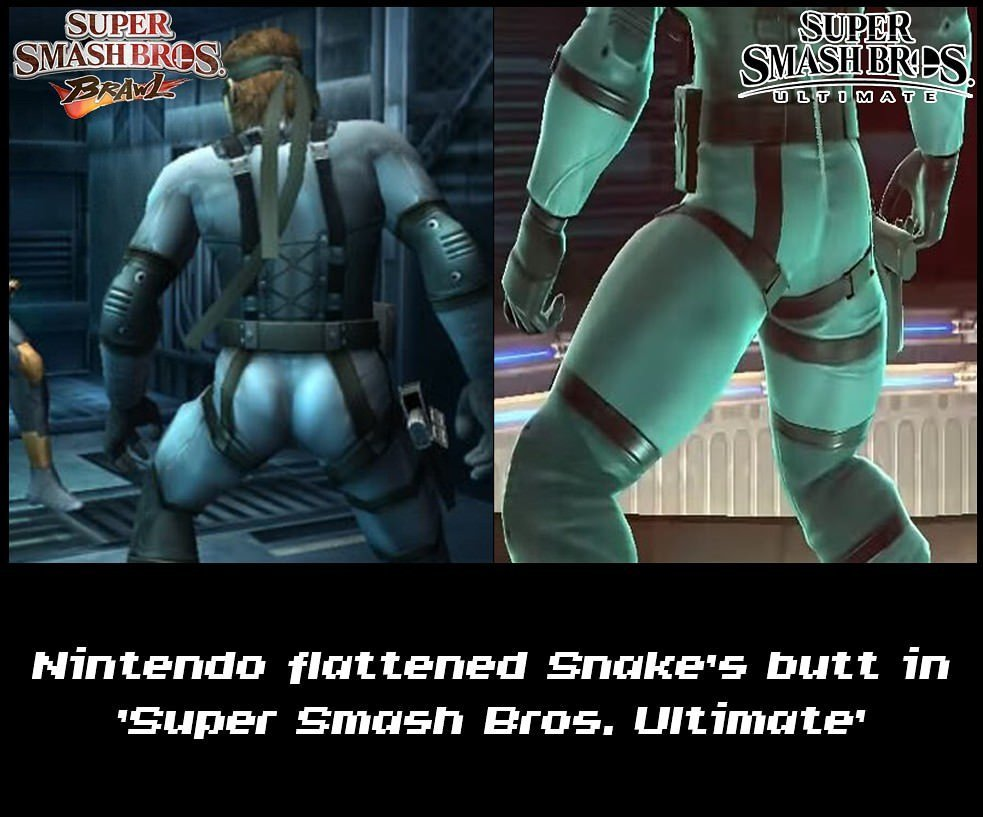 There's An Actual Movement Trying To Make Nintendo Return Snake's