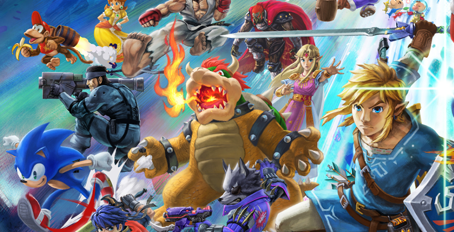 Super Smash Bros. Ultimate Leak Reveals Possible New DLC Characters
