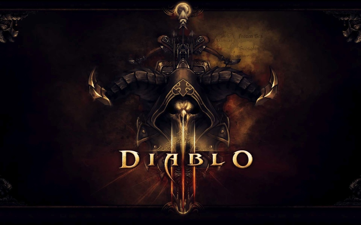 The Physical Version Of Diablo III: Eternal Collection
