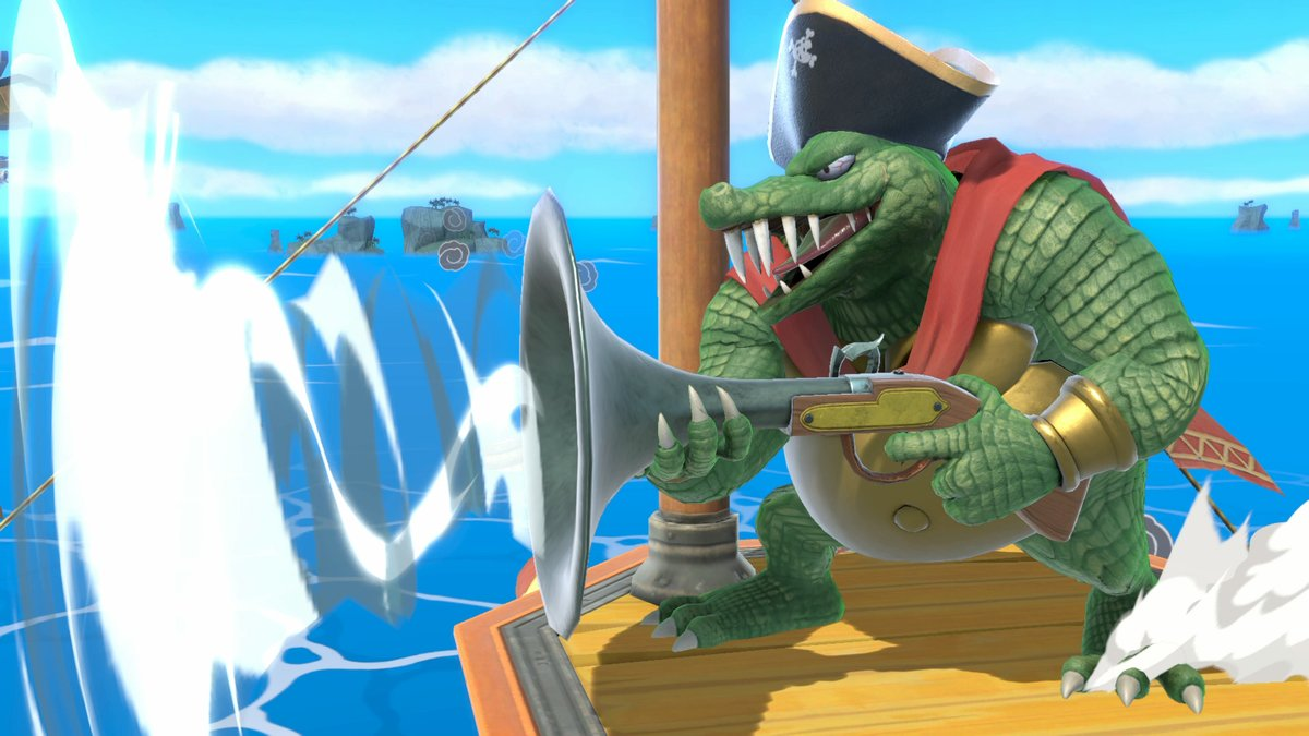 Fans Of King K  Rool Came Together To Send Sakurai A Thank