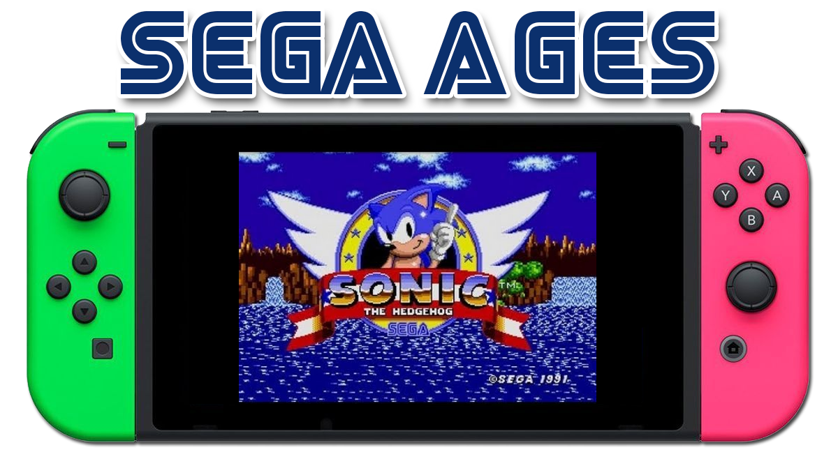 First Wave Of Sega Ages Games Coming To Nintendo Switch This Week My Nintendo News