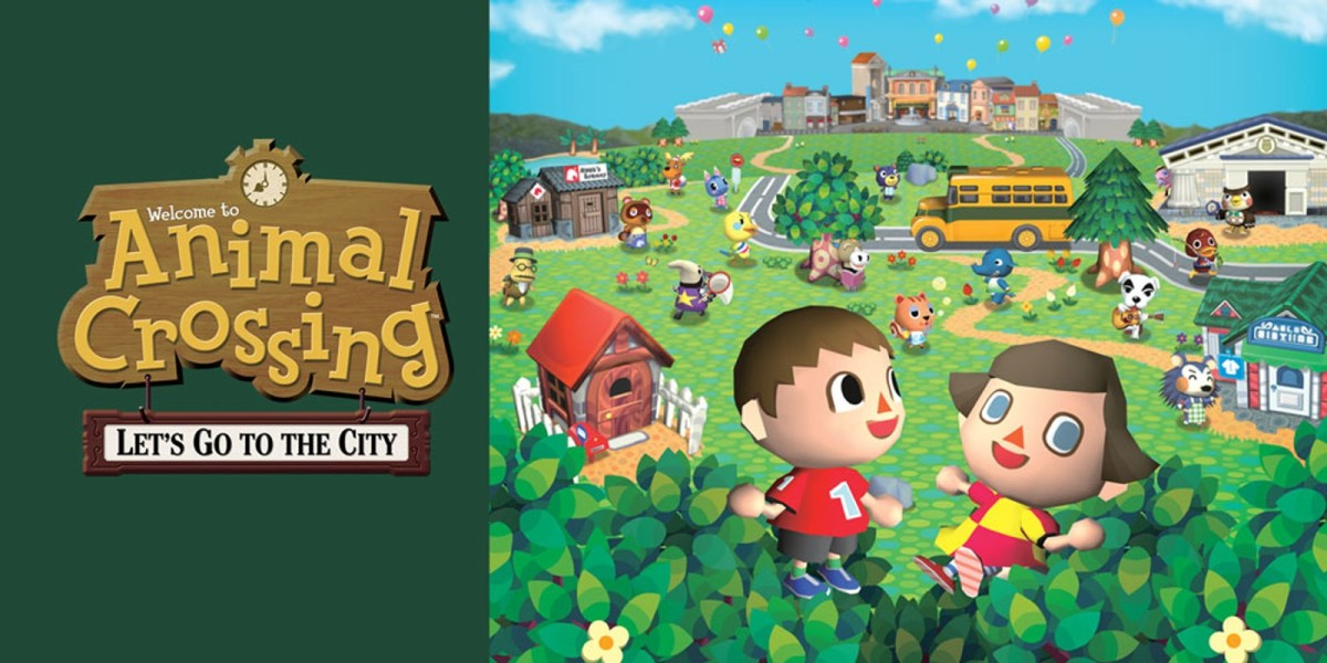 Nintendo Applies For Let's Go To The City Trademark