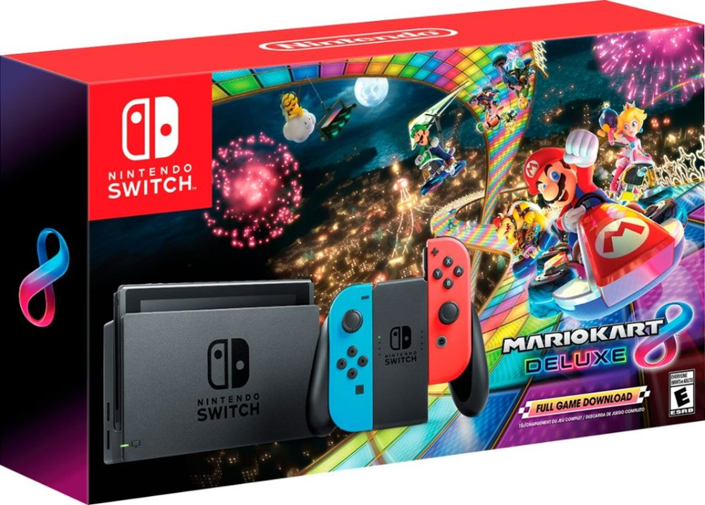 europe rumour mario kart 8 deluxe nintendo switch bundle due next week for in large. Black Bedroom Furniture Sets. Home Design Ideas