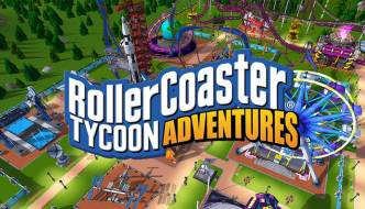 RollerCoaster Tycoon Adventures Coming To Nintendo Switch This