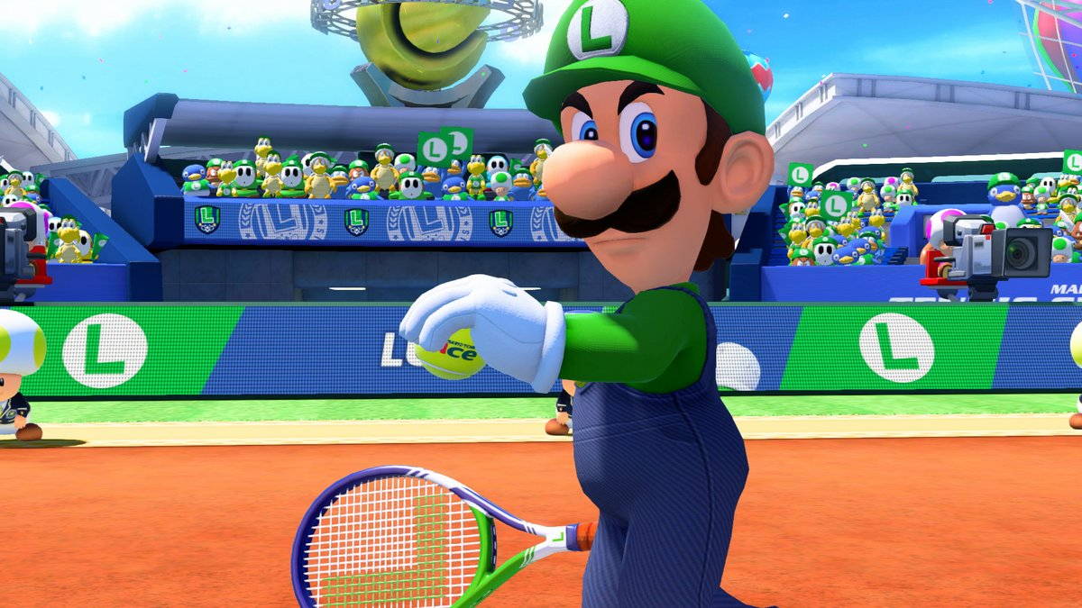 The Version 2 2 0 Update For Mario Tennis Aces Is Now Live