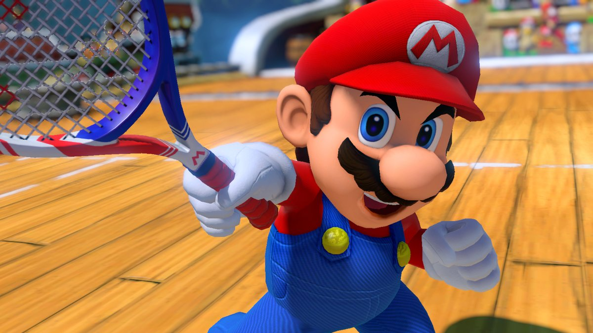 Nintendo is serving up a Mario Tennis Aces free trial next week