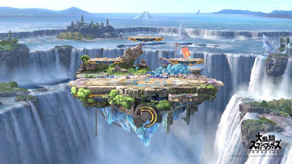 Nintendo Releases Super Smash Bros Ultimate Wallpapers My