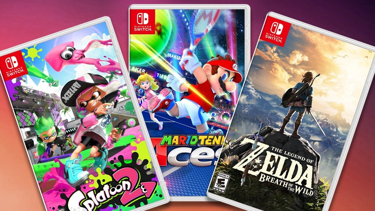 Europe: Most downloaded Nintendo Switch games for February 2021