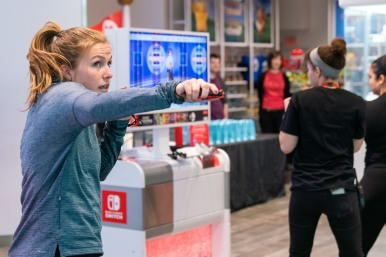 fitness_boxing_nintendo_ny_new_york_store_private_event