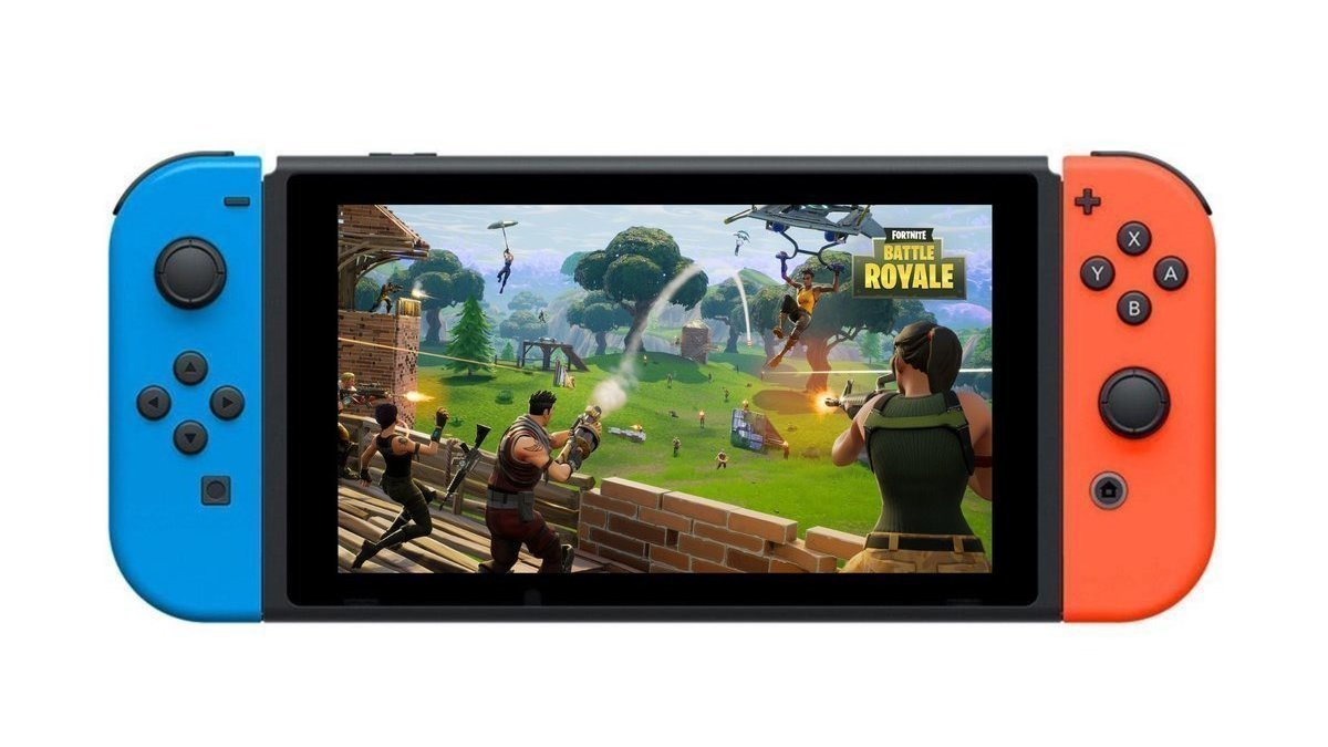 Europe Fortnite Was Most Played Nintendo Switch Game In