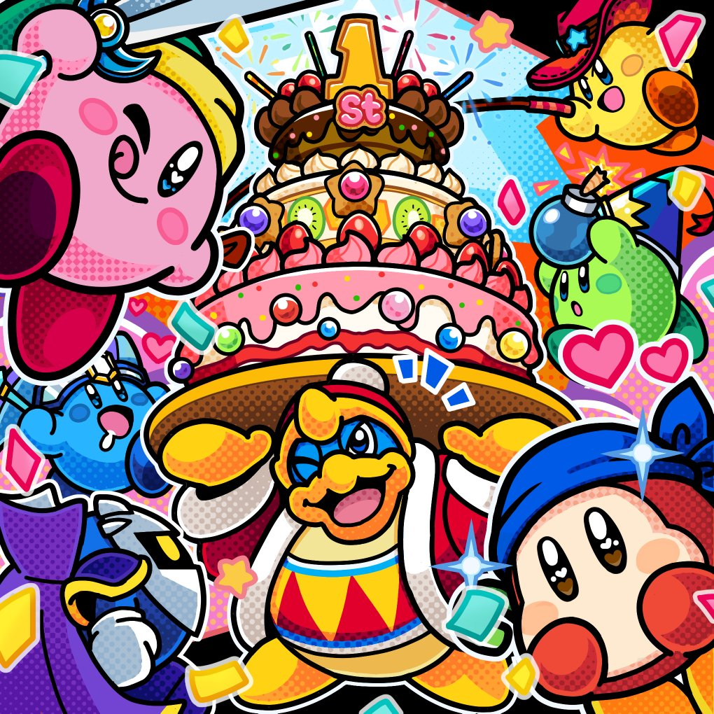 Kirby Battle Royale Celebrates First Anniversary With Special