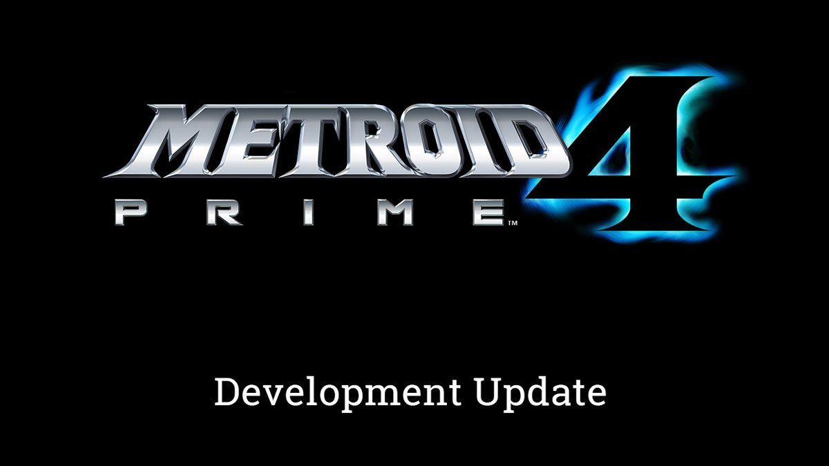 'Metroid Prime 4' development restarts after two years
