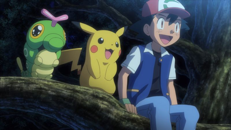 Us Pokemon The Movie I Choose You Is Now Streaming On Netflix