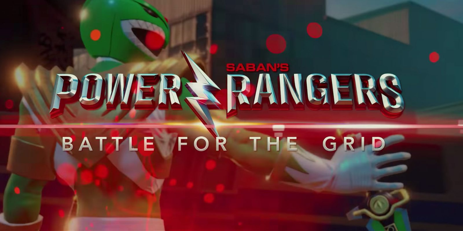 There's A Power Rangers Fighting Game Coming In April