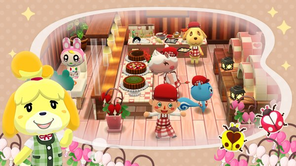 animal_crossing_pocket_camp_pellys_flight_of_passion_garden_event_isabelle