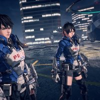 Five minutes of Astral Chain direct-feed gameplay