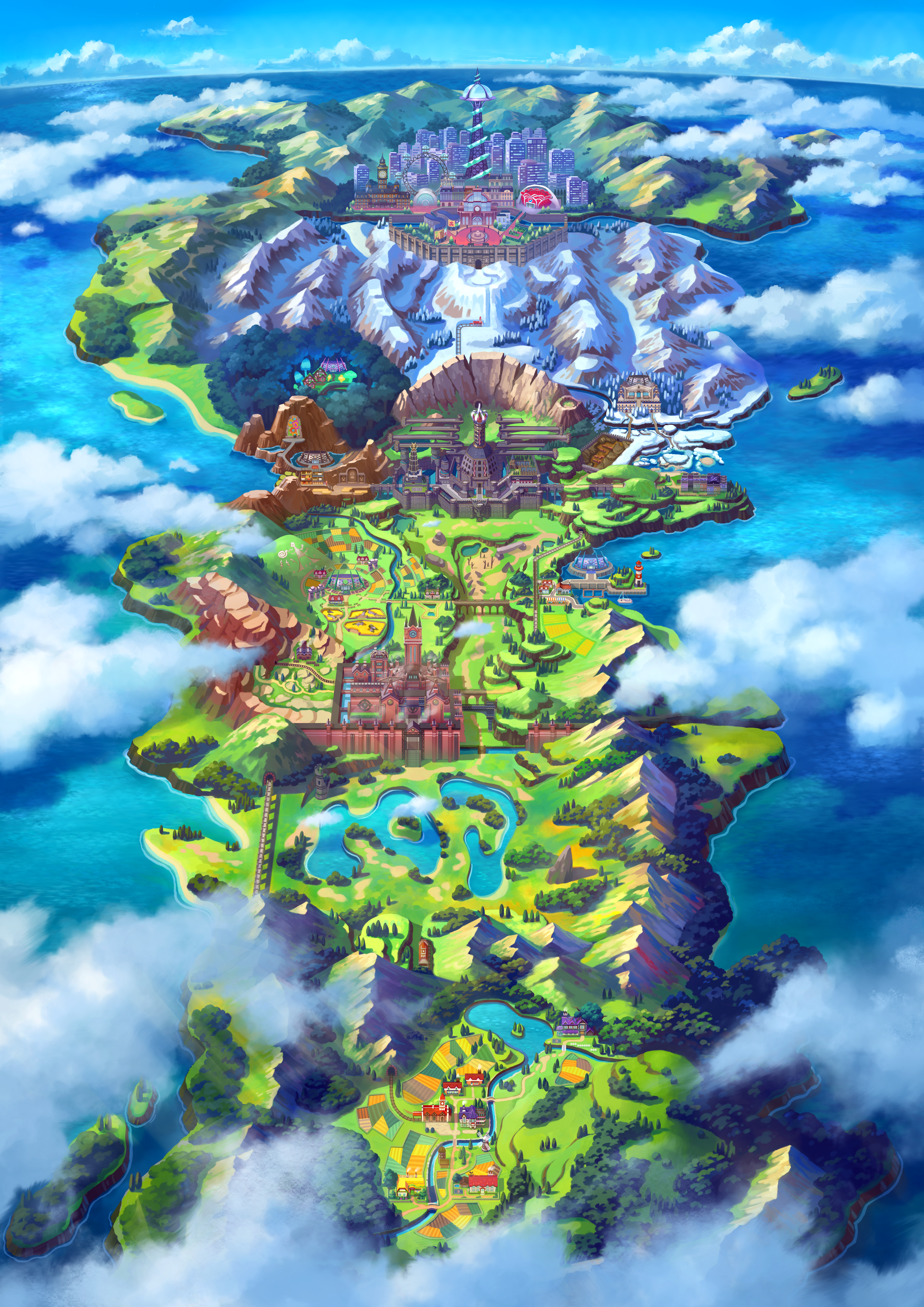 Pokemon Sword And Shield Megathread 4 Pokemon
