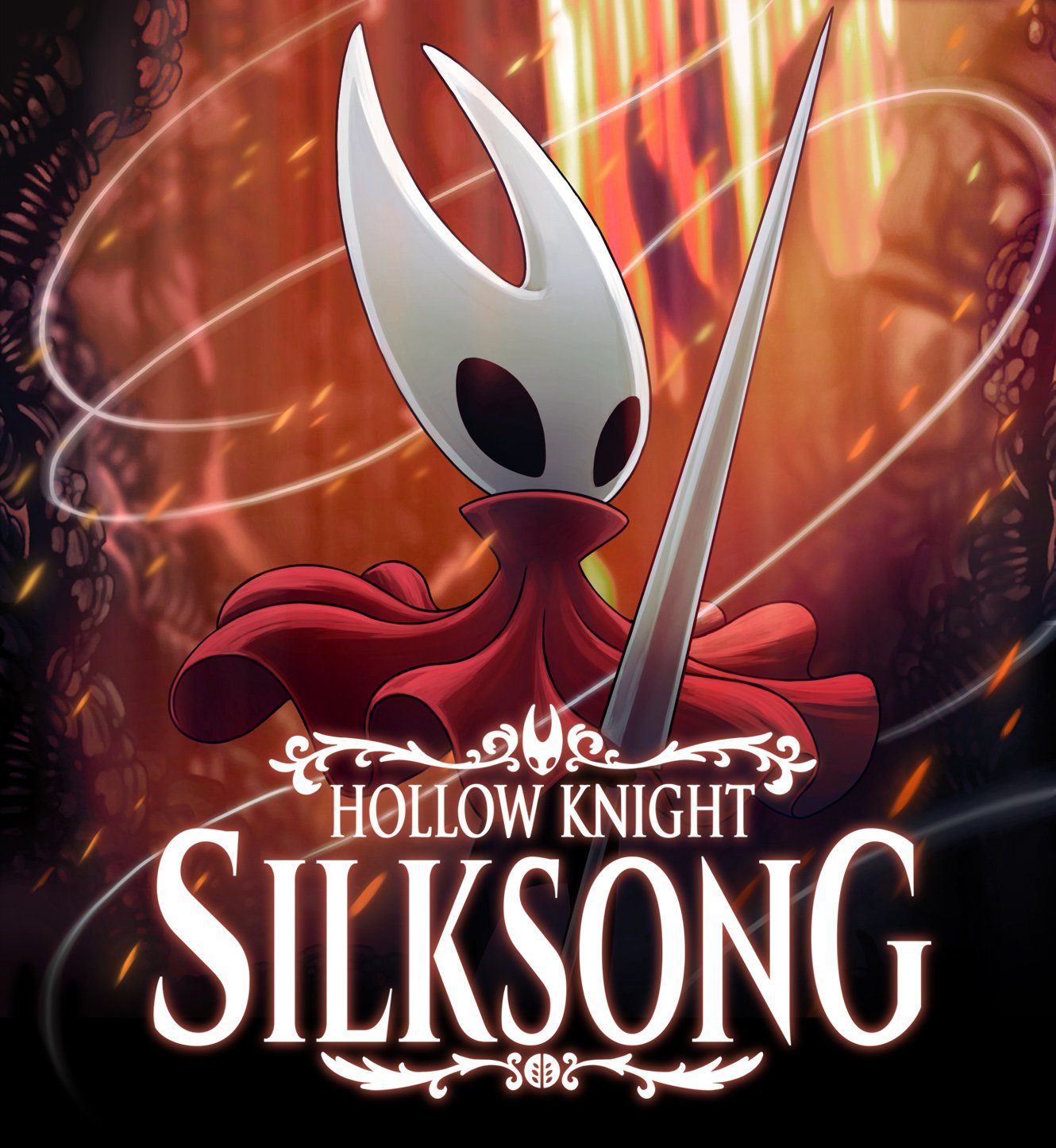 Hollow Knight: Silksong - Announcement Trailer - Nintendo Switch