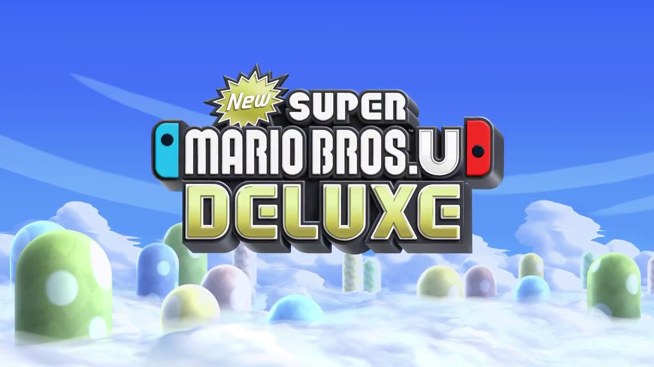 Uk Charts New Super Mario Bros U Deluxe Holds On At 7 My