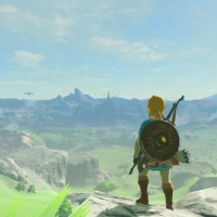 "Zelda: Breath Of The Wild is #5 on IGN's list of the ""100 Best Games Of All Time"""