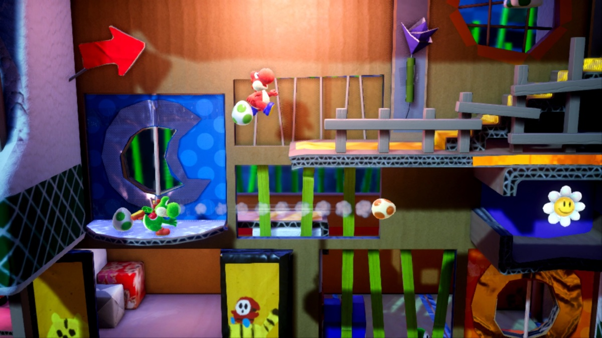 Last Game You Finished And Your Thoughts V3.0 - Page 37 Yoshis_crafted_world_deceptive_doors1