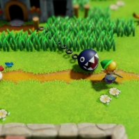 Roc's Feather lets you jump and flip around in The Legend of Zelda: Link's Awakening