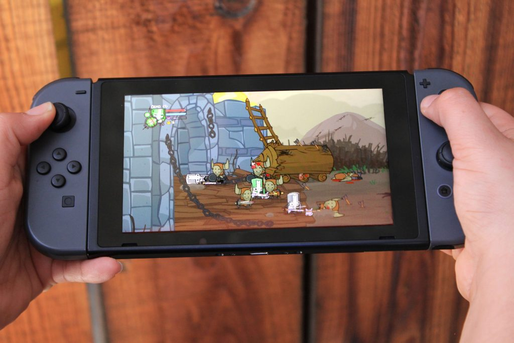 Castle Crashers Remastered Confirmed For Nintendo Switch