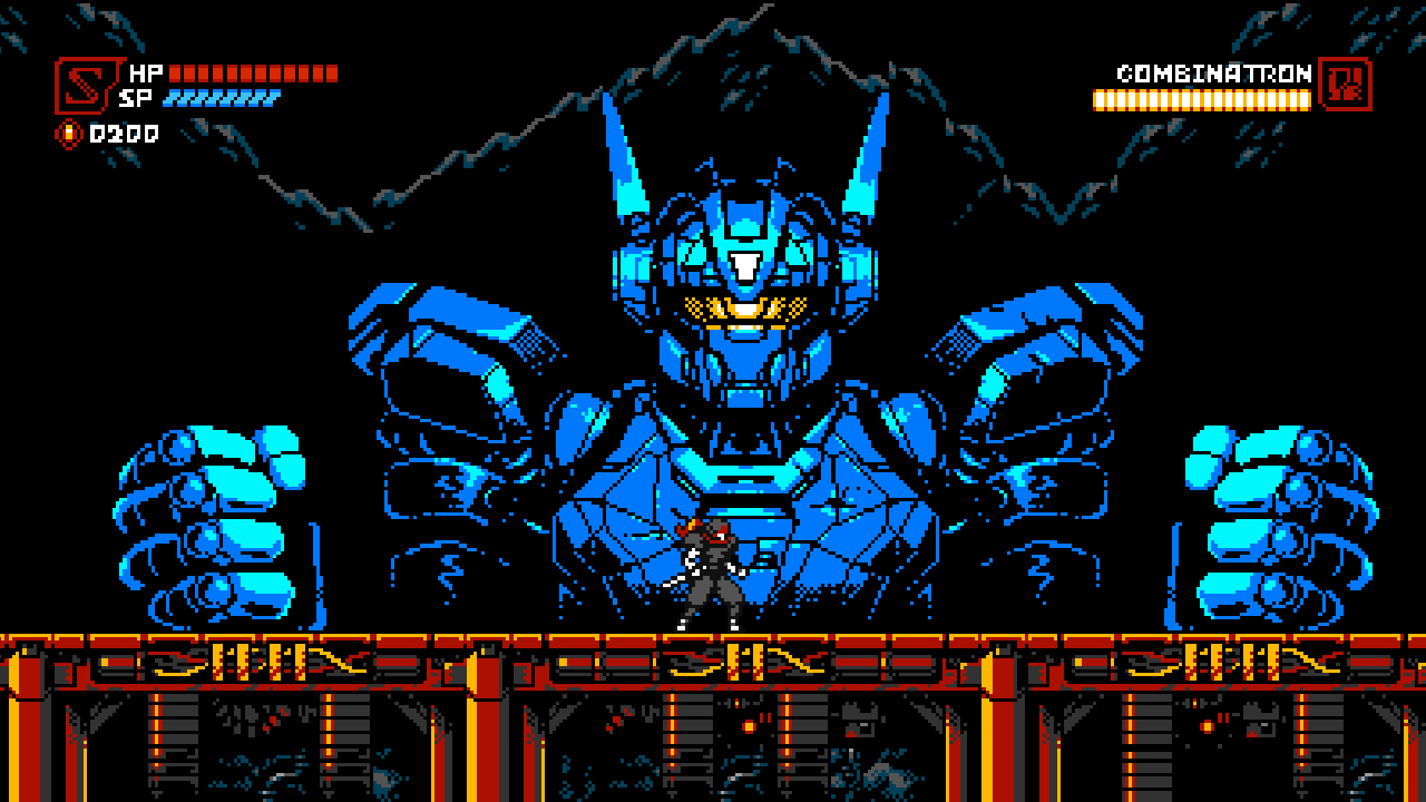 Shovel Knight Dev Reveals 8-Bit Ninja Game 'Cyber Shadow'