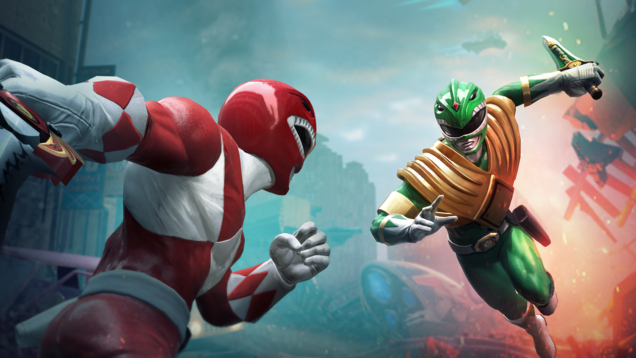 'Power Rangers: Battle for the Grid' Trailer Shows Off Rangers in Action