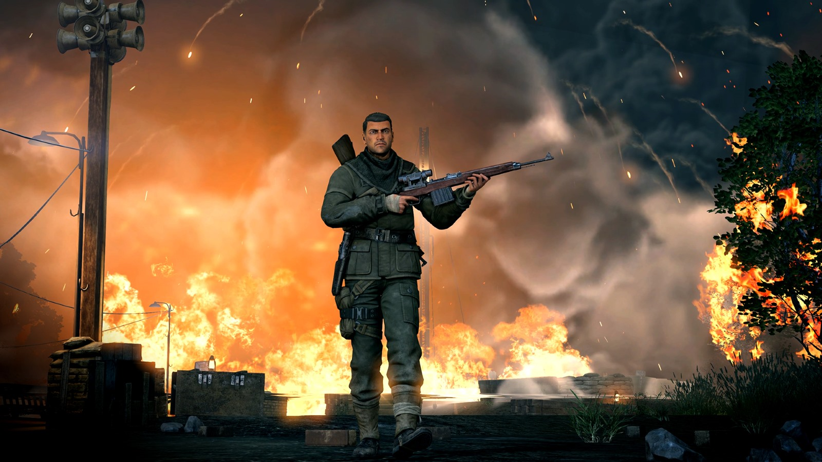 Rebellion Announce Four New Sniper Elite Projects