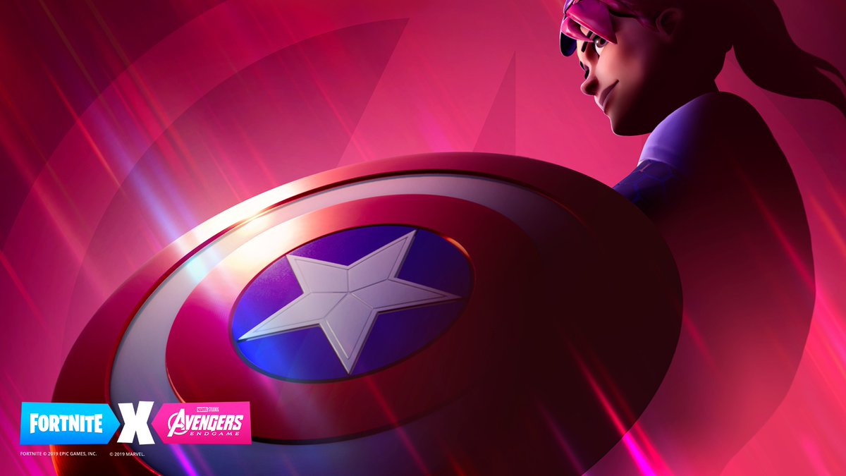 Fortnite is Getting an Avengers: Endgame Crossover Event This Week