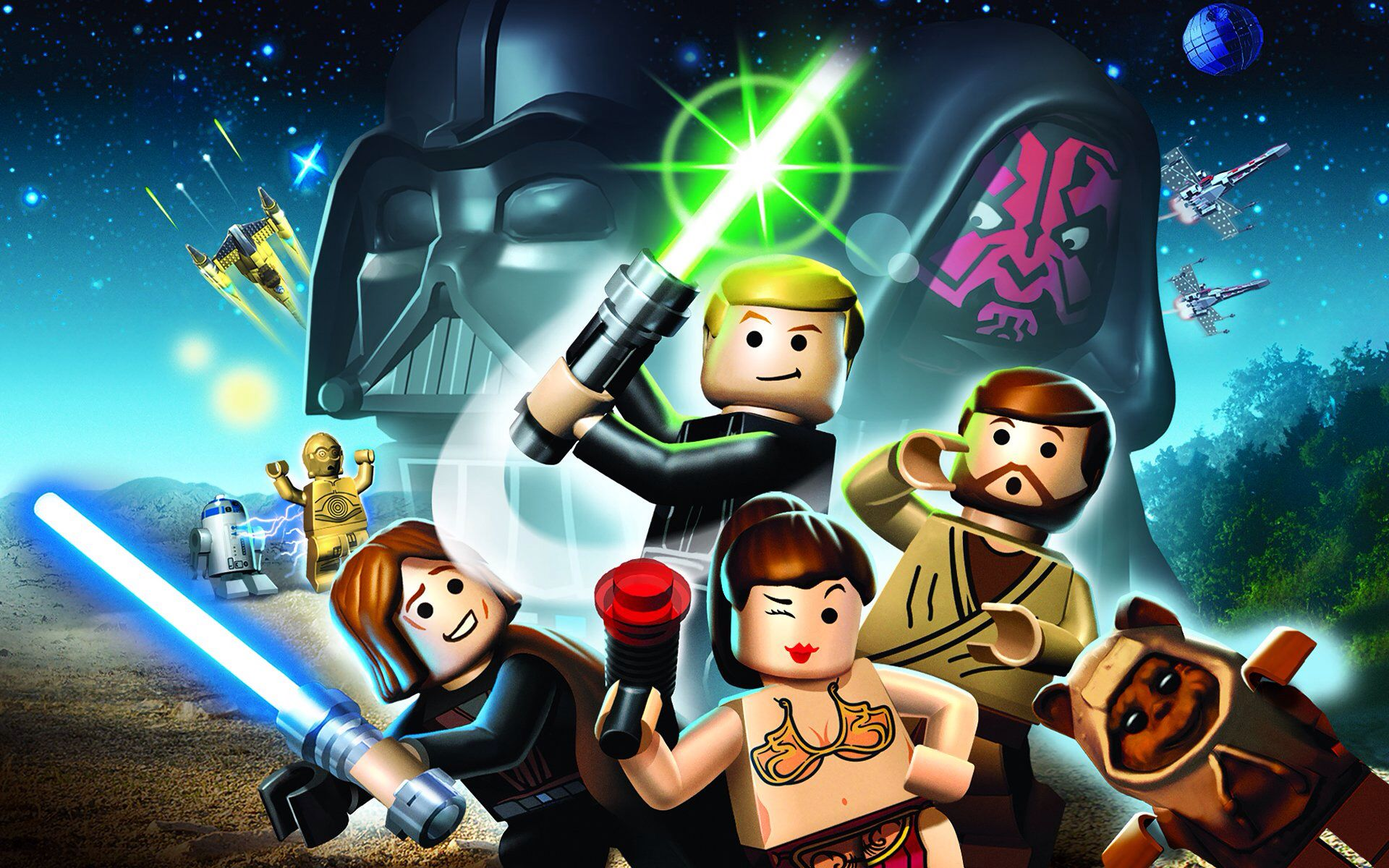 New LEGO: Stars Wars Video Game In Development | My Nintendo