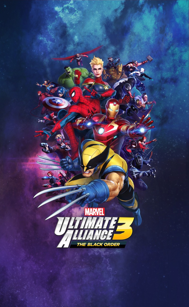 Marvel Ultimate Alliance 3: The Black Order Launches On ...