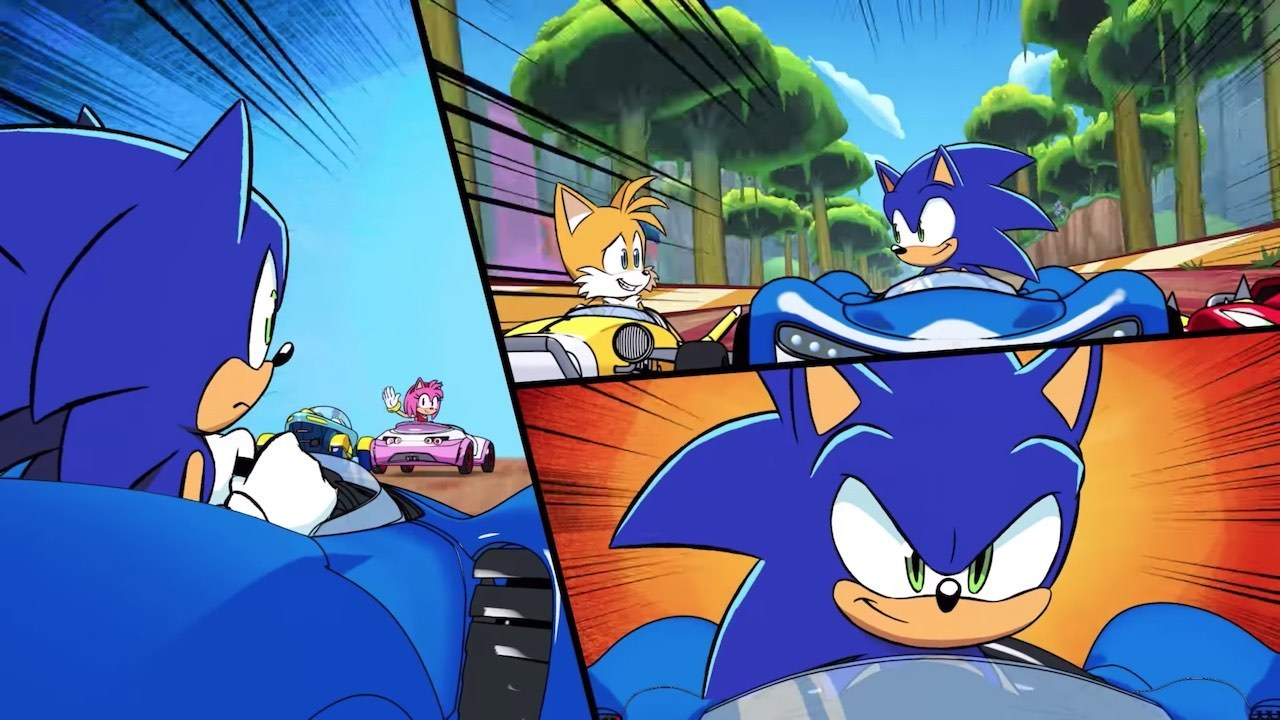 Team Sonic Racing Is Available Now On Nintendo Switch My Nintendo News