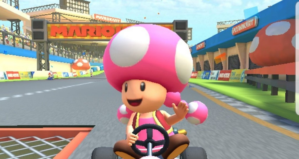 Mario Kart Tour: first details from the beta